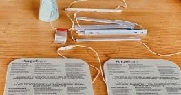 AngelCare Sensormatten einstellen