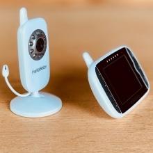 Hellobaby HB32 Babyphone seitlich