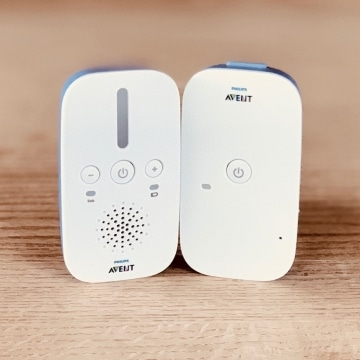 Philips Avent SCD 501 Babyphone vorne