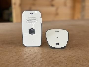 NUK Eco Control Audio 500 Babyphone