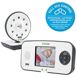 NUK Eco Control 550VD Video-Babyphone