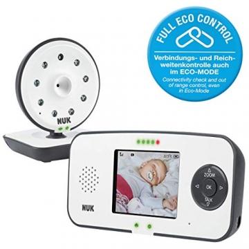 NUK Eco Control 550VD Video-Babyphone