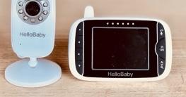 Alles im Blick mit Babyphone mit Kamera