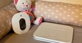 Babyphone mit Sensormatte