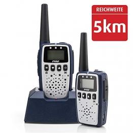 Reer Care&Talk 2in1 Babyphone und Walkie-Talkie, bis zu 5 km Reichweite - 1