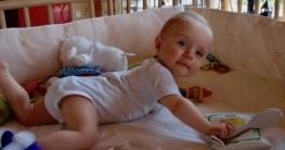 Wo Baby krabbeln lassen