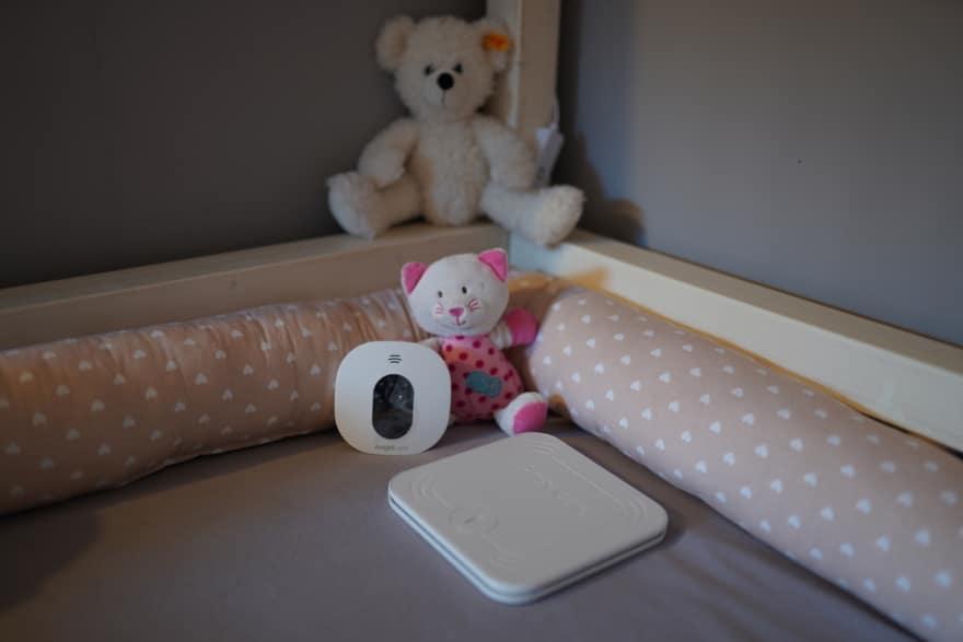 Sensormatte Babyphone