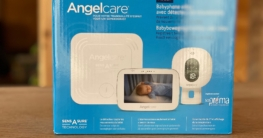 Angelcare Babyphone mit Sensormatter