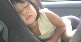 Babyphone für schlafendes Kind im Auto