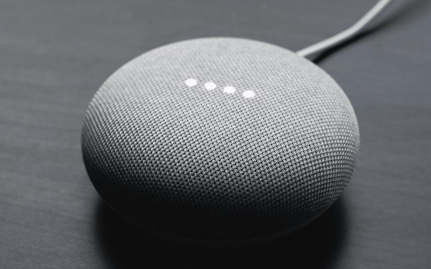 Google Home Babyphone