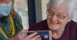 Babyphones in der Altenpflege