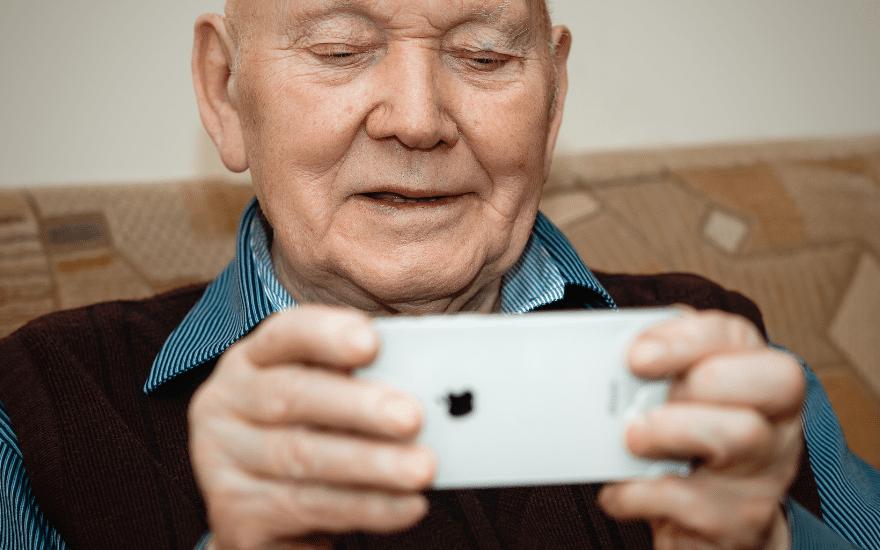 WLAN Babyphone Altenpflege