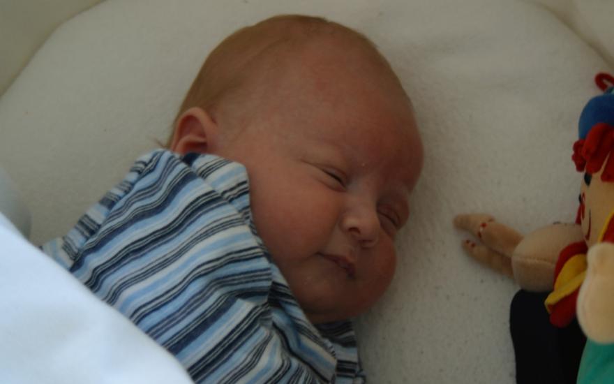 Atemüberwachung Sensormatte Baby Sicherheit